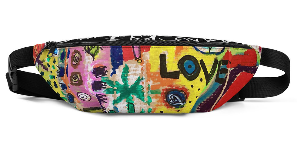 Fanny Pack THE COLORS OF LOVE
