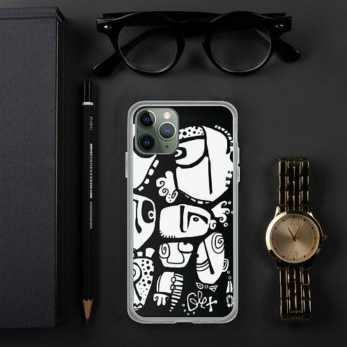 iPhone Cover DARK RUSE