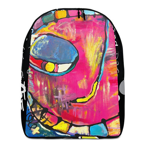 Minimalist Backpack BELIEVE
