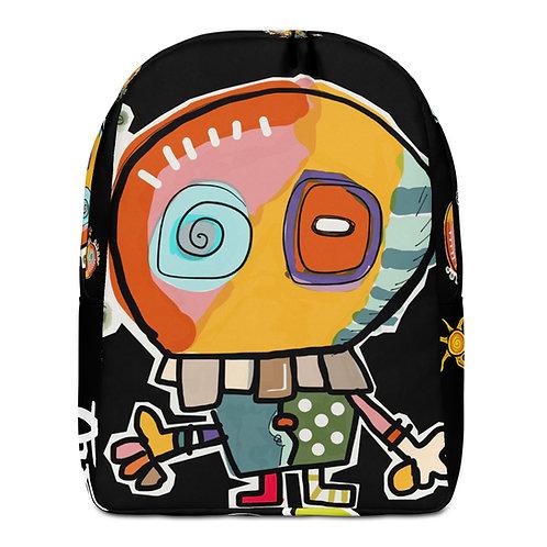 Minimalist Backpack ROBOT