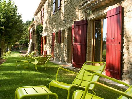 Au cœur du Luberon, réouverture dès la mi-juin de l'hôtel Universitaire du Mieux-être
