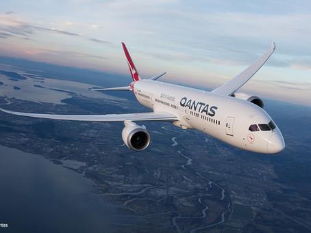 Qantas espère relancer tous les vols internationaux le 1er juillet