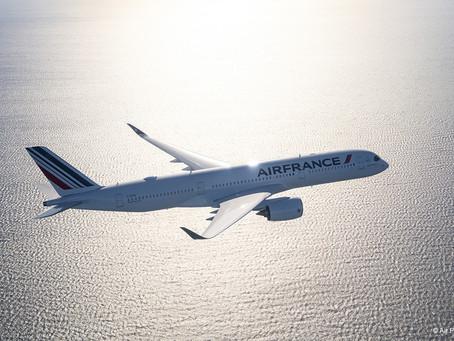 Air France: billet d'avion100% modifiable ou remboursable