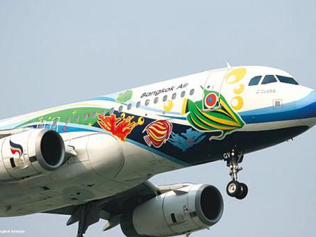 Bangkok Airways reprend peu à peu ses vols domestiques