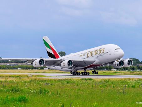 Emirates se renforce encore sur l'Afrique australe