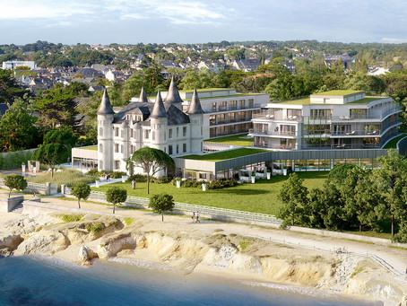 Château des Tourelles Relais Thalasso & Spa: réouverture officielle le 12 juin!