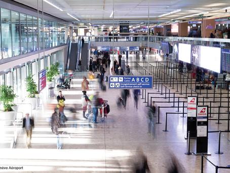 Accès modifié au Secteur France de l'aéroport de Genève