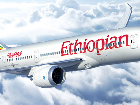 Vol direct d'Ethiopian Airlines de Genève vers Addis Abeba