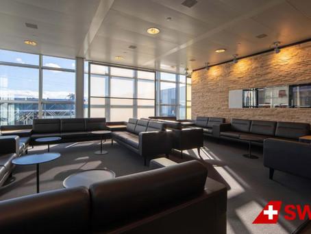 SWISS: réouverture du Business Lounge à Genève Aéroport