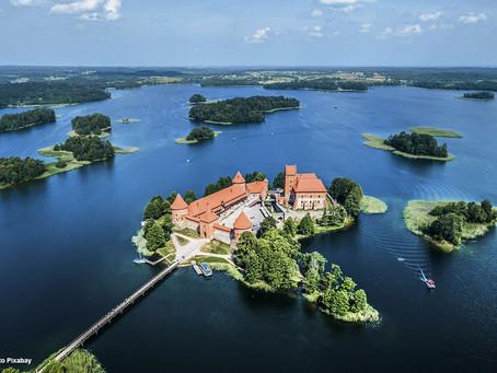 Les voyageurs de 24 pays peuvent à nouveau partir en vacances en Lituanie