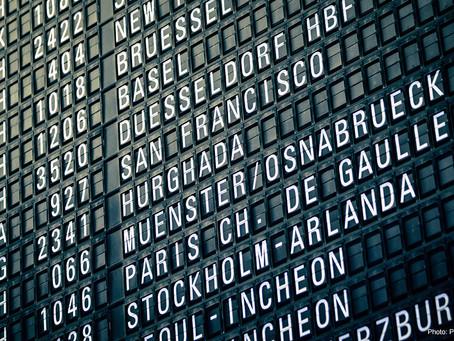 Protocoles sanitaires des aéroports: une application pour les voyageurs