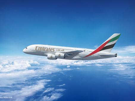 Emirates reprend ses vols passagers vers l'île Maurice