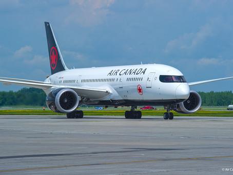 Air Canada a repris ses vols directs de Genève à Montréal