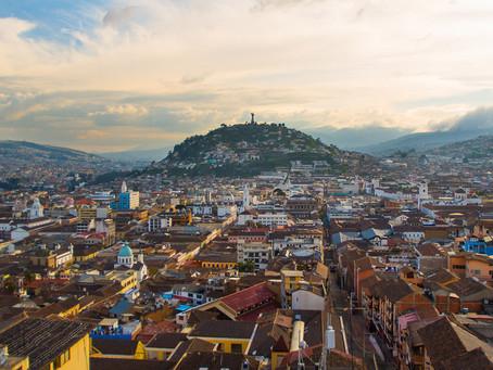 L'aéroport international de Quito obtient l'Accréditation Sanitaire des Aéroports (A.H.A.)