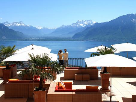 SUISSE: réouverture du Mirador Resort & Spa***** au Mont-Pèlerin