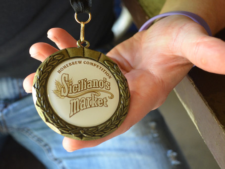 Siciliano's Market News,17th Annual Siciliano's Homebrew Competition Edition (Feb 7)