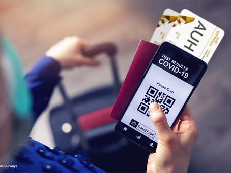Etihad lance l'IATA Travel Pass
