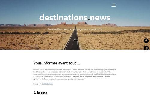 Destinations.news