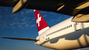 SWISS – Le retour du vol direct Genève-New York