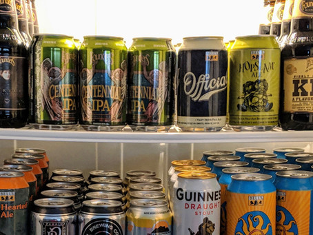 Craft Beer 101: How to Properly Stock a Garage Beer Fridge