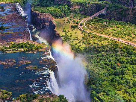 La Zambie rouvre le site touristique des chutes Victoria