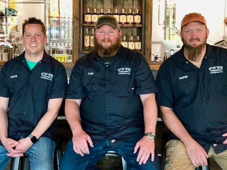 New Beer Friday, Wise Men Distillery Edition (August 2)