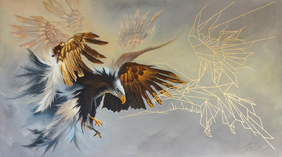 Der Flug der Adler