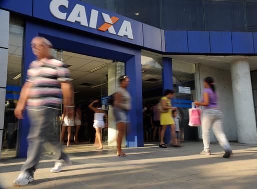 Caixa tem lucro recorde no semestre de R$ 6,7 bi, mas crédito recua