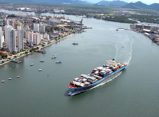 SPA contrata projeto para novo acesso ao Porto de Santos