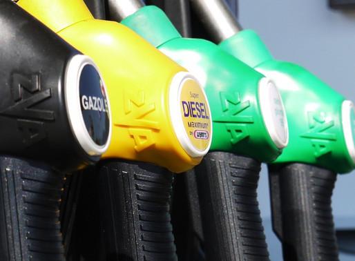 Gestão de combustível proporciona economia com equipamentos a motor