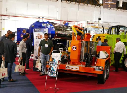 Paving Expo 2020 acontecerá de 29 de setembro a 1º de outubro