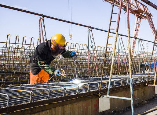 Covid-19: Funcionamento das empresas de construção durante quarentena