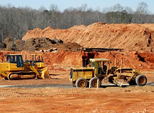 Mercado de equipamentos de construção: quais os principais concorrentes?