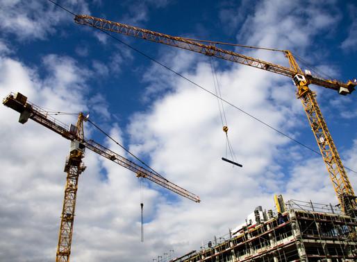 Mais de 2,7 mil obras públicas estão paralisadas no Brasil, diz CNI