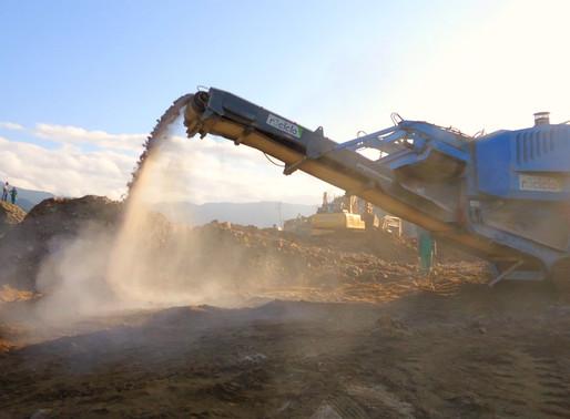 Reciclagem de resíduos é solução para a construção civil