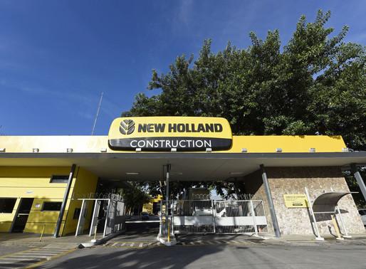 New Holland comemora 70 anos de Brasil