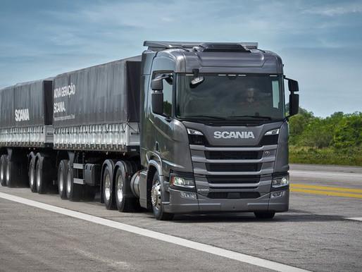 Pandemia acelera locação de caminhões