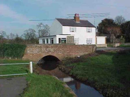 The Listed Bridge at Dawson's Road