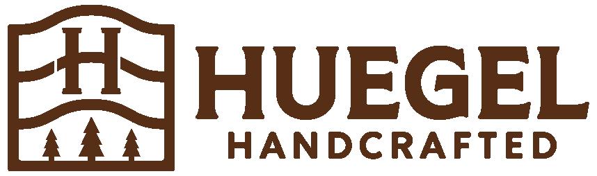 Logo for Huegel Handcrafted