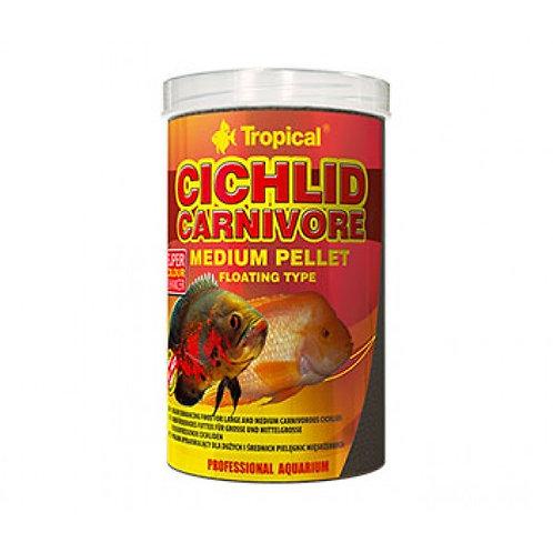 Tropical – Cichlid Carnivore Medium Pellet Floating 180g