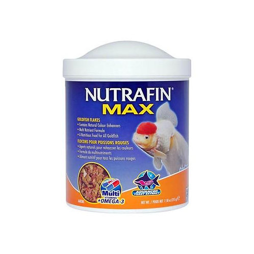 Nutrafin Max Goldfish Flakes – 77gm
