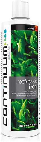 Continuum Aquatics Reef Basis Iron Liquid 250ml