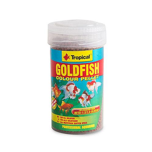 Tropical – Goldfish Colour Pellet 36g