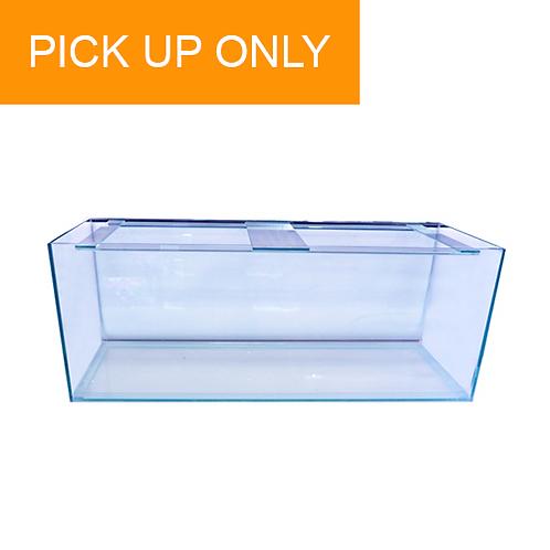 4ft Glass Aquarium – Polished Edges