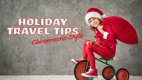 Holiday Travel Tips - Chiropractic Style