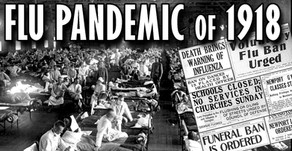What The 1918 Flu Pandemic Can Teach Us? Shocking Discovery!