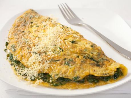 Paleo Florentine Omelet