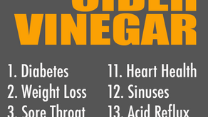 The Many Uses and Benefits of Apple Cider Vinegar