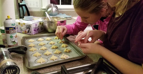 """Healthy"" Alternative To Great Grandma's Christmas Spritz Cookies"