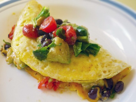 Paleo Southwestern Omelet
